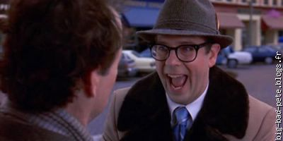 Ned Ryerson, plus collant qu'un chewing-gum...